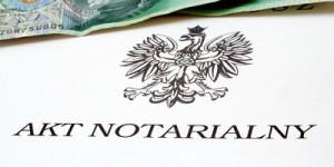 akt notarialny Kancelaria Notarialna K.Borten R.Jabłoński